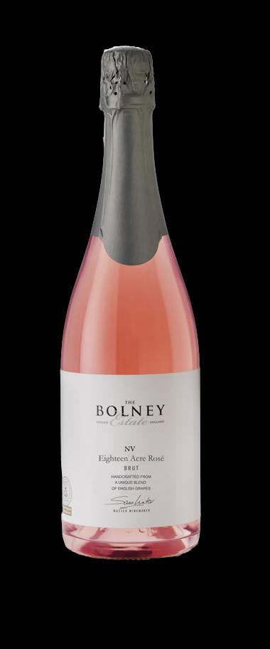 Bolney Wine Estate - Sparkling English Wine, Sparkling Rose wine