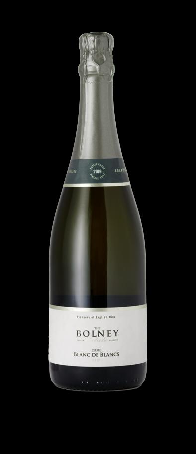 Blanc de Blancs Sussex Sparkling Wine bottle