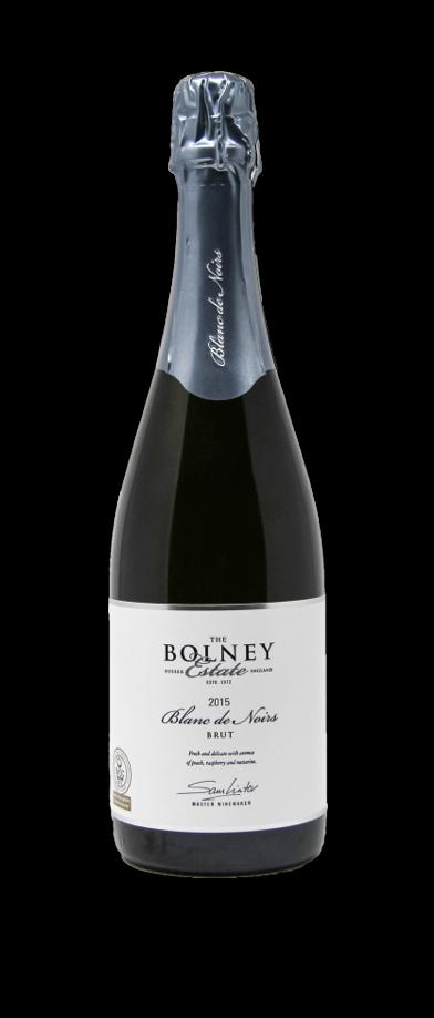 Blanc de Noir - Bolney Wine Estate English Sparkling wine bottle