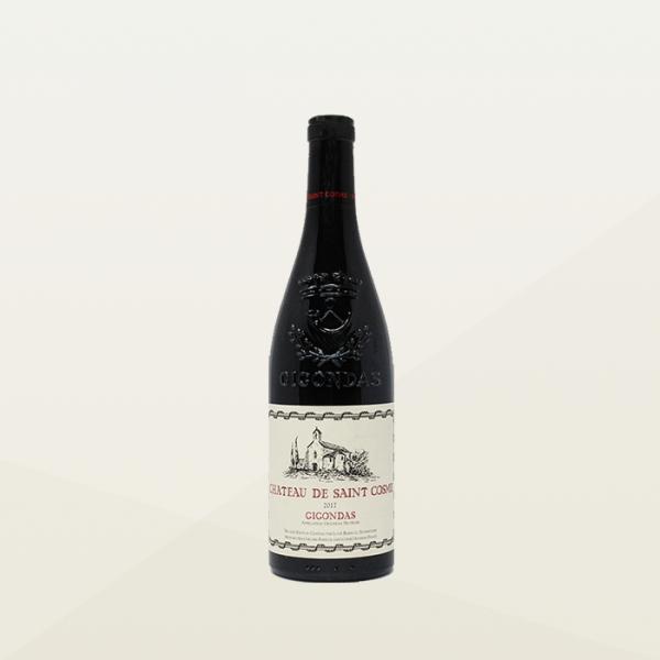 Chateau St Cosme Gigondas | Vegan Wine | Bolney Wine Estate