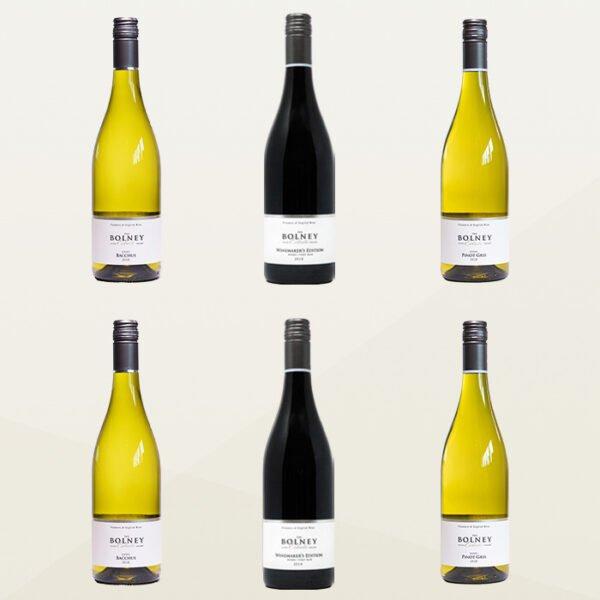 Estate Selection Mixed wine case | Mixed case | Bolney Wine Estate