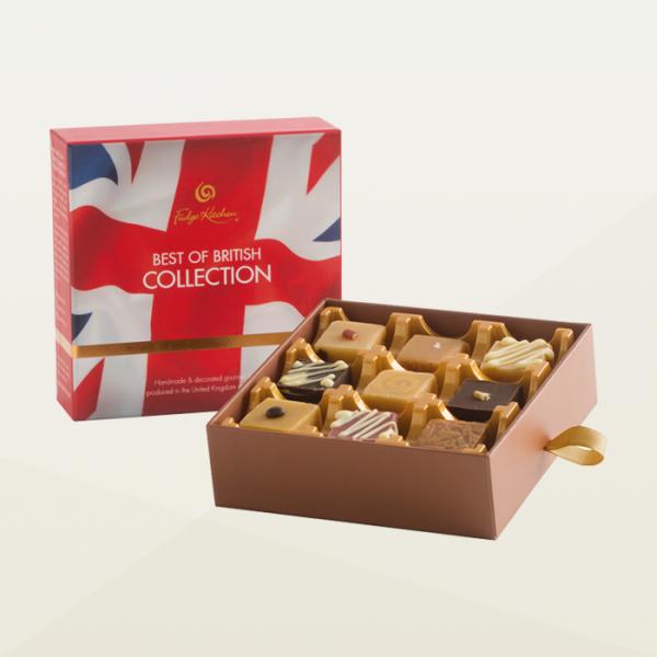 Fudge Kitchen Best Of British Fudge Selection