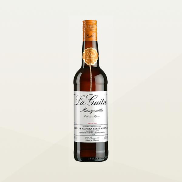 La Guita Manzanilla Sherry | Manzanilla Wine | Bolney Wine Estate