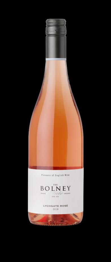 Lychgate Rosé 2018 | Fruity Rosé | Bolney Wine Estate