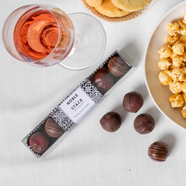 Sparkling Wine Truffles
