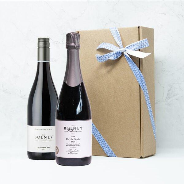 Red Wine Gift Box | Red Wine Gift | Bolney Wine Estate