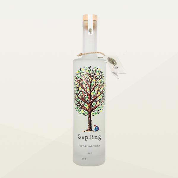 Sapling British Vodka | English Vodka | Bolney Wine Estate
