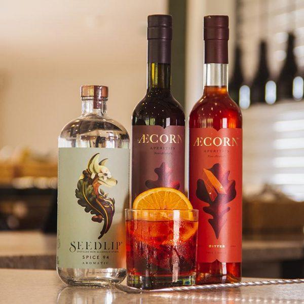 NOgroni Non-alcoholic Cocktail Kit | Bolney Wine Estate