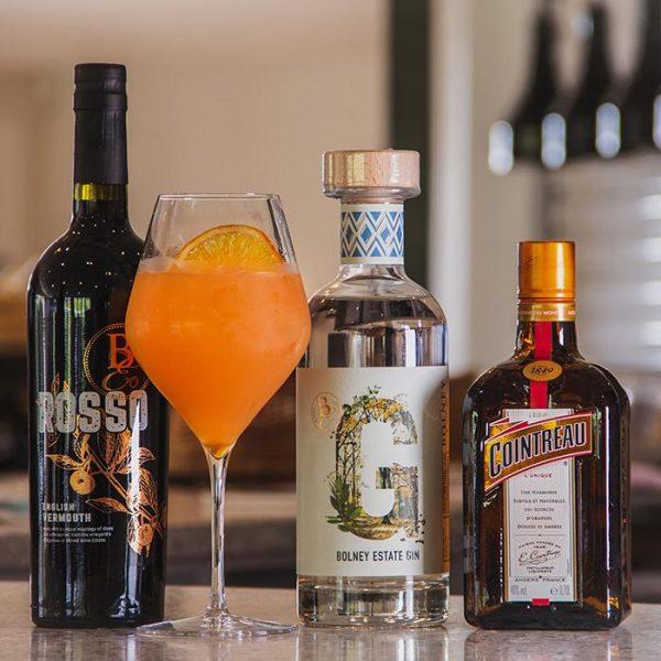 Sussex Spritz Cocktail Kit | Gin Cocktail Set | Bolney Wine Estate