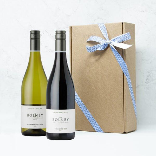 Lychgate Duo   Wine Gifts   Bolney Wine Estate