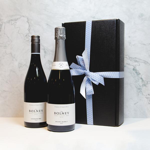Wine Lover's Gift Box   Wine bottle gift box   Bolney Wine Estate