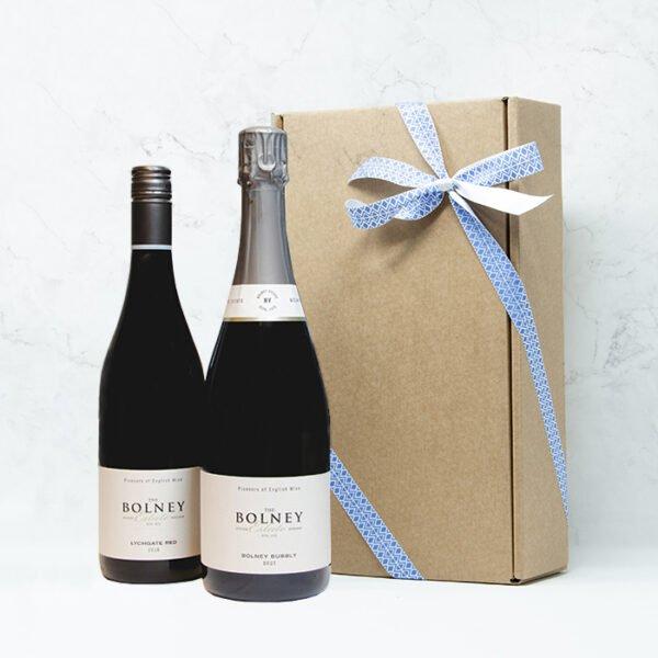 Wine Lover's Gift Box | Wine bottle gift box | Bolney Wine Estate