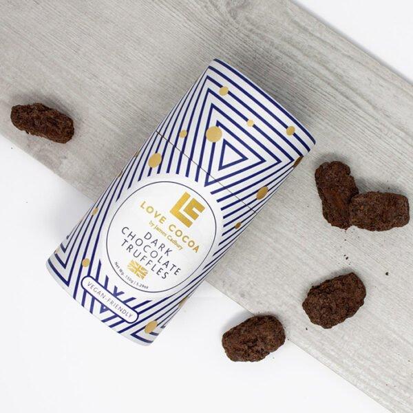 Dark Chocolate Truffles | Vegan Truffles | Bolney Wine Estate